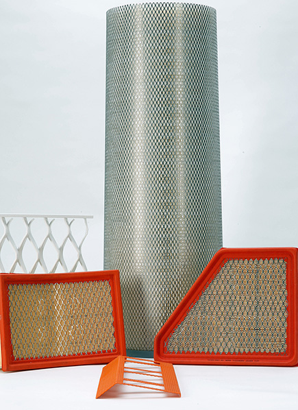 Spantek Expanded Metals Filter Mesh Photo